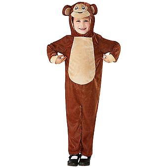 Monkey costume infant unisex Carnival animal costume jumpsuit monkey