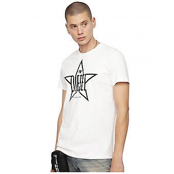 Camiseta diesel T-Diego YH-blanco