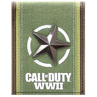 Call of Duty Freedom Star ID & Karte Bi-Fold Geldbörse