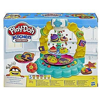 Play-Doh Kitchen Kreationen Sprinkle Cookie-Überraschung Play Food Set