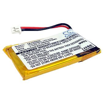 Battery for Plantronics AWH-55 AWH-65 C351N C65 CA12CD CS351 CS361 CS50 CS510