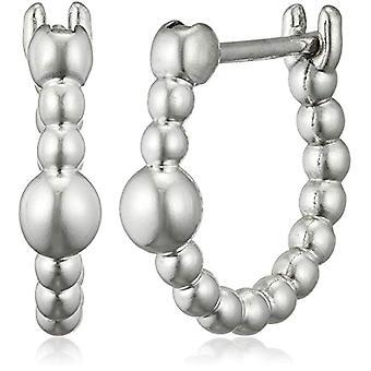 Pendientes de aro de mujer de plata pandora - 297532