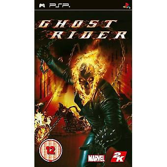 Ghost Rider (PSP) - Usine scellée