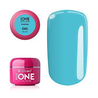 Base one Pastel-Blue 5 g UV-gel