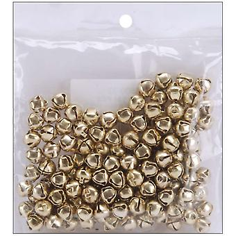 Jingle Bells.25 144 Pkg goud 350022