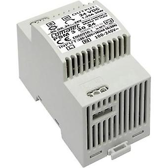 Rail mounted PSU (DIN) Comatec PSM3/30.24 24 Vdc 1.25 A 30 W