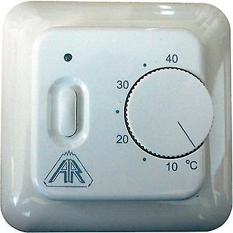 Room thermostat Flush mount 24 h mode 5 up to 45 °C Arnold Rak ST-AR 16