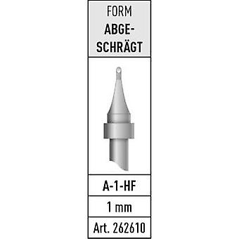 Soldering tip Bevelled Stannol A-1-HF Content 1 pc(s)