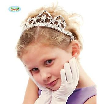 Guirca Silver diadem (Kids , Toys , Imitation , Drama , Accessories)