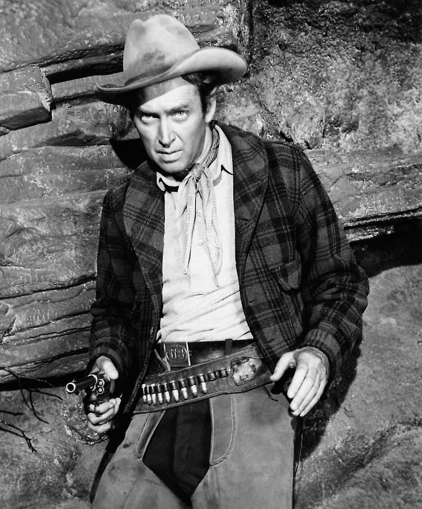 jimmy stewart westerns - 828×1000