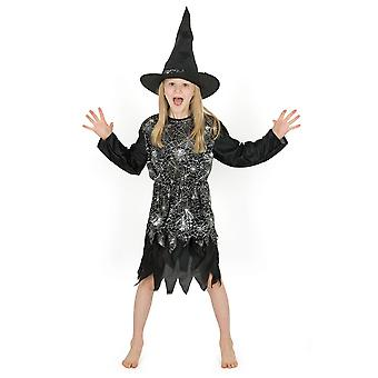 Toyrific Fancy Dress - Witch Outfit Medium