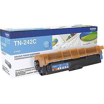 Toner cartridge Original Brother TN-242C Cyan Page yield 1400 pages