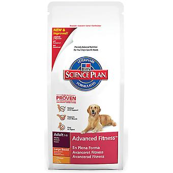 Hill's Science Plan Canine Advanced Fitness Adult Large Breed Chicken 3kg