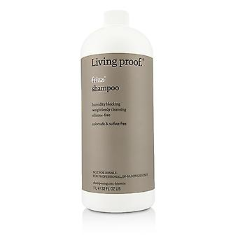 Lebende Beweis Nr. Frizz Shampoo (Salon Produkt) 1000ml / 32oz