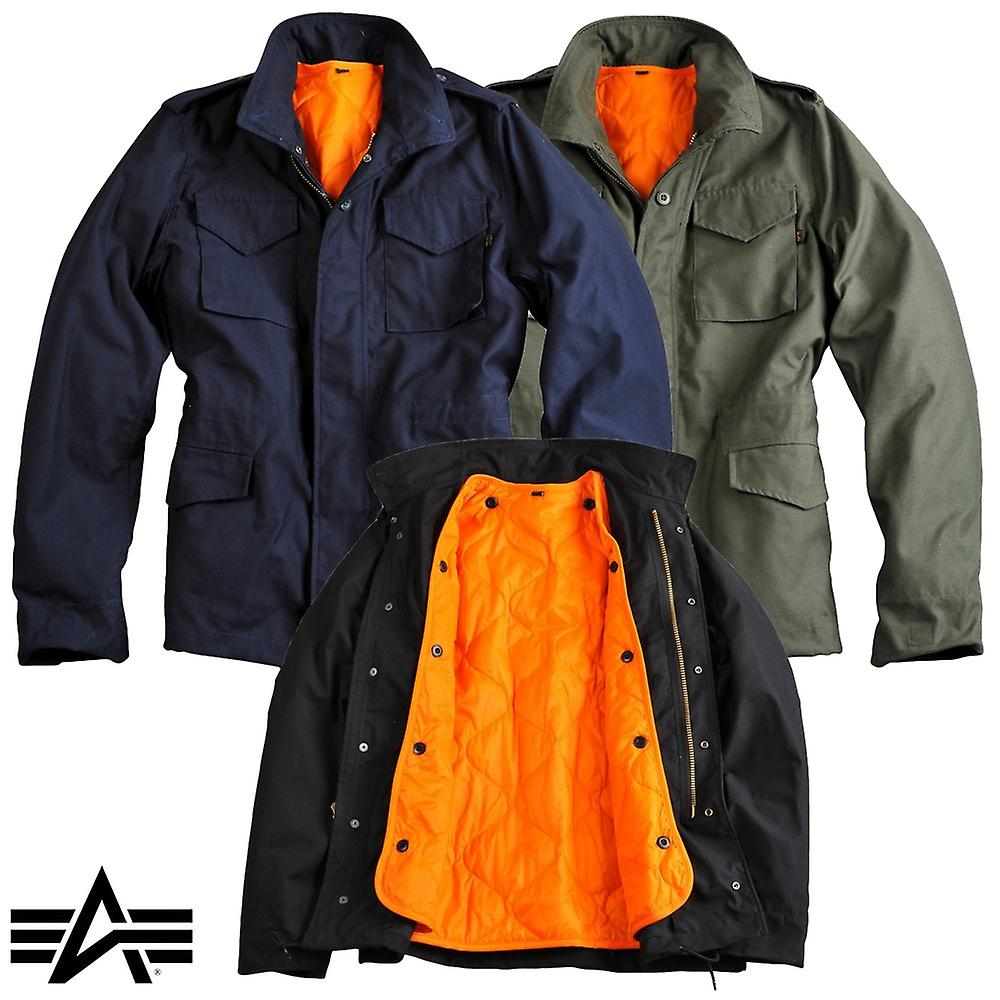 Alpha Industries Jacket M-65 Heritage