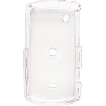 Wireless Solutions Snap On Case for LG Bliss UX700 - Clear