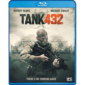 Tank 432 [Blu-ray] USA import