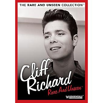 Cliff Richard - sjældne & usete [DVD] USA import