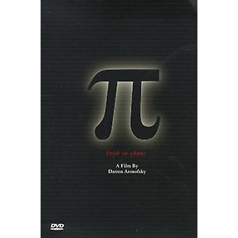 Pi [DVD] USA import