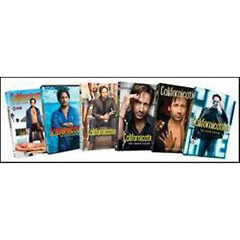Californication: Season 1-6 [DVD] USA import