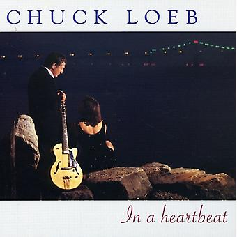 Chuck Loeb - In a Heartbeat [CD] USA import