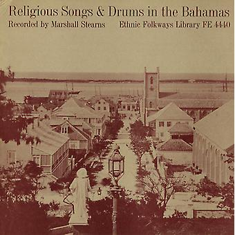 Religious Songs & Drums in the Bahamas - Religious Songs & Drums in the Bahamas [CD] USA import