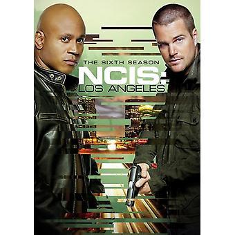NCIS: Los Angeles: die sechste Staffel [DVD] USA Import