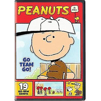 Erdnüsse von Schulz: Go Team Go [DVD] USA Import