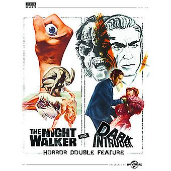 Night Walker & Dark Intruder [DVD] USA import