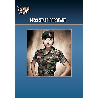 Miss stabssergent [DVD] USA importerer