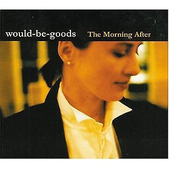 Ville være varer - morgenen efter [CD] USA import
