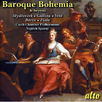 Bohemian Baroque - Baroque Bohemia & Beyond [CD] USA import