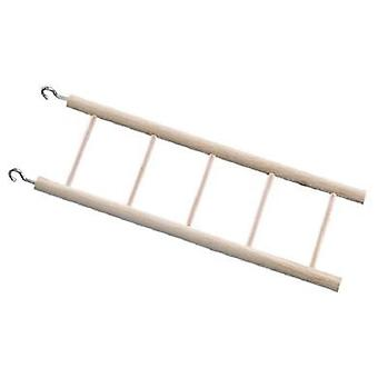 Arquivet Small 5 Sep Wooden Ladder (Birds , Bird Cage Accessories , Perches & Posts)