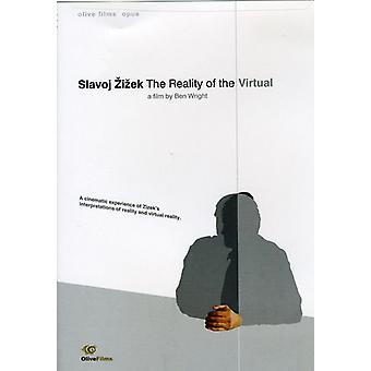Slavoj Zizek: The Reality of th [DVD] USA import