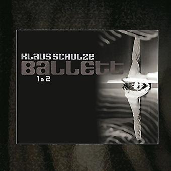 Klaus Schulze - Ballett 1 & 2 [CD] USA import