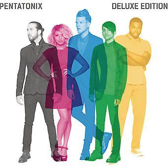 Pentatonix - Pentatonix [CD] USA importeren