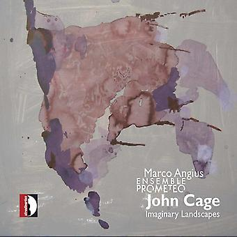 J. Cage - Imaginary Landscapes [CD] USA import