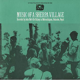 Music of a Sherpa Village - Music of a Sherpa Village [CD] USA import