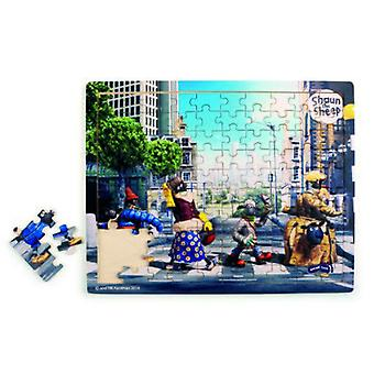 Legler Shaun The Sheep Puzzle Abbey Road (Spielzeuge , Brettspiele , Puzzles)