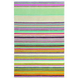 Xian Fresh Bright Multi Stripe Rug - Brink & Campman