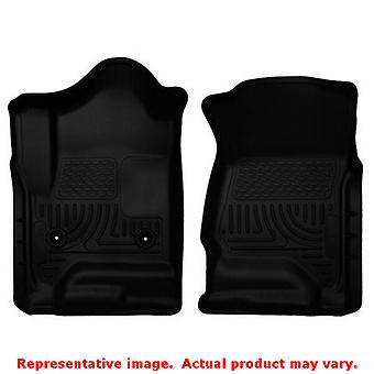 Husky Liners 18231 Black WeatherBeater Front Floor Line FITS:CADILLAC 2015 - 20