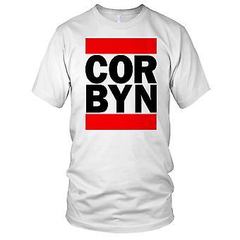 CORBYN politica del lavoro Momentum Mens T-Shirt