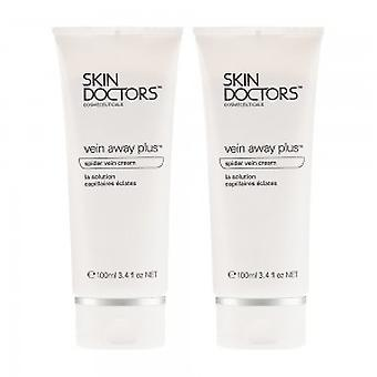 Skin Doctors Vein Away Plus - 2 Pack