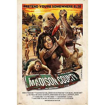 Madison County Movie Poster (11 x 17)