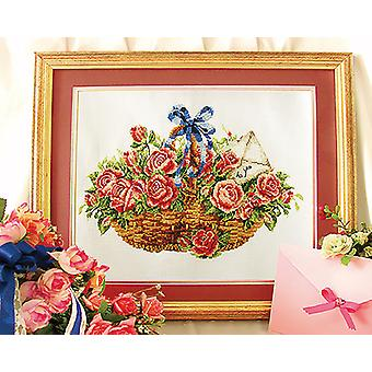 Needleart World No Count Printed Cross Stitch Kit 18