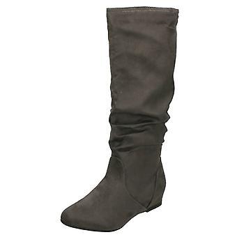 Ladies Coco Calf Length Boots