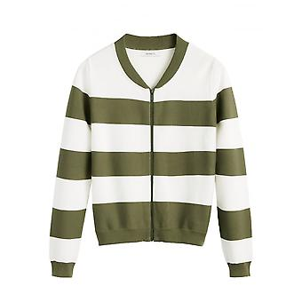 Sandwich Striped Jacket - 21001311