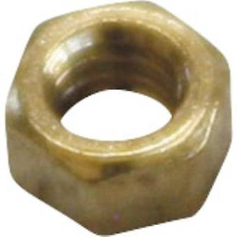 Brass Micro nuts Sol Expert MM3