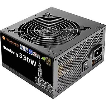 PC power supply unit Thermaltake Hamburg 530 W ATX 80 PLUS Bronze