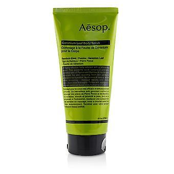 Aesop Gommage Leaf Body Scrub - 180ml/6.1oz